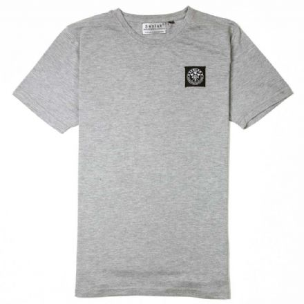 "Senlak ""Oswin""  T-Shirt - Heather Grey"